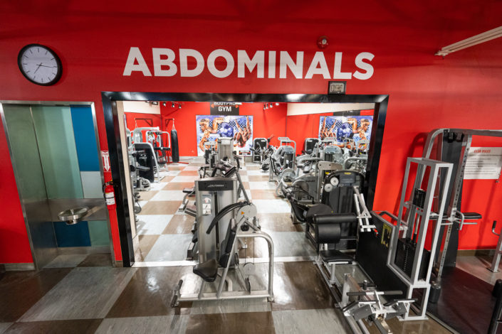 Abdominal Workout Studio in Hamilton, Ontario
